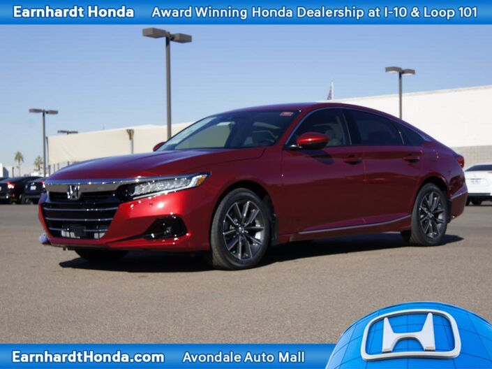 2021 Honda Accord Sedan EX-L 1.5T CVT Avondale AZ