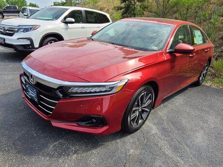 2021 Honda Accord Sedan EX-L Covington VA