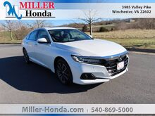 2021_Honda_Accord Sedan_EX-L_ Winchester VA