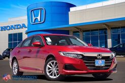 2021_Honda_Accord Sedan_LX_ Wichita Falls TX