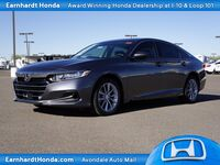 Honda Accord Sedan LX 1.5T CVT 2021