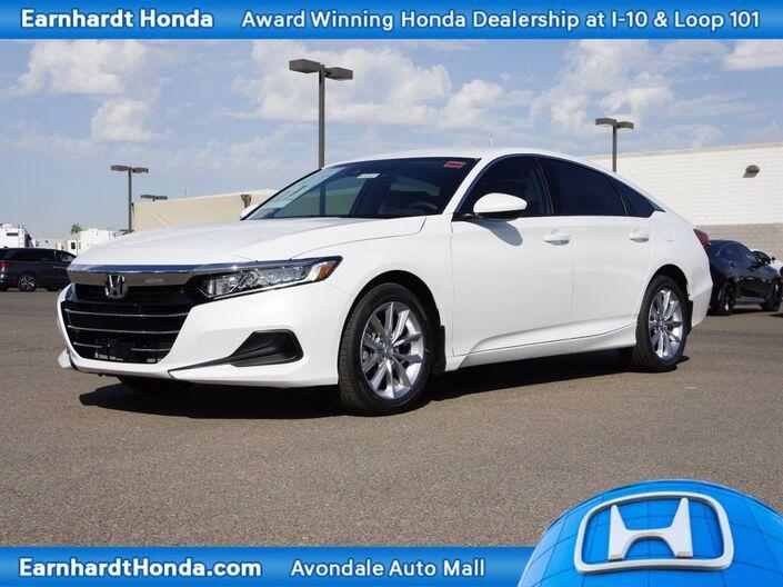 2021 Honda Accord Sedan LX 1.5T CVT Avondale AZ