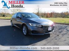 2021_Honda_Accord Sedan_LX_ Winchester VA