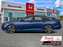 2021_Honda_Accord Sedan_SE  - Heated Seats -  Apple CarPlay - $235 B/W_ Clarenville NL