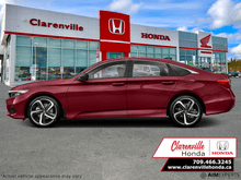 2021_Honda_Accord Sedan_Sport  - Moonroof -  Heated Seats - $257 B/W_ Clarenville NL