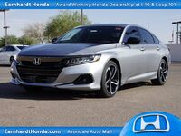 Honda Accord Sedan Sport 1.5T CVT 2021