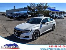 2021_Honda_Accord Sedan_Sport 1.5T CVT_ El Paso TX