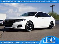Honda Accord Sedan Sport 2.0T Auto 2021