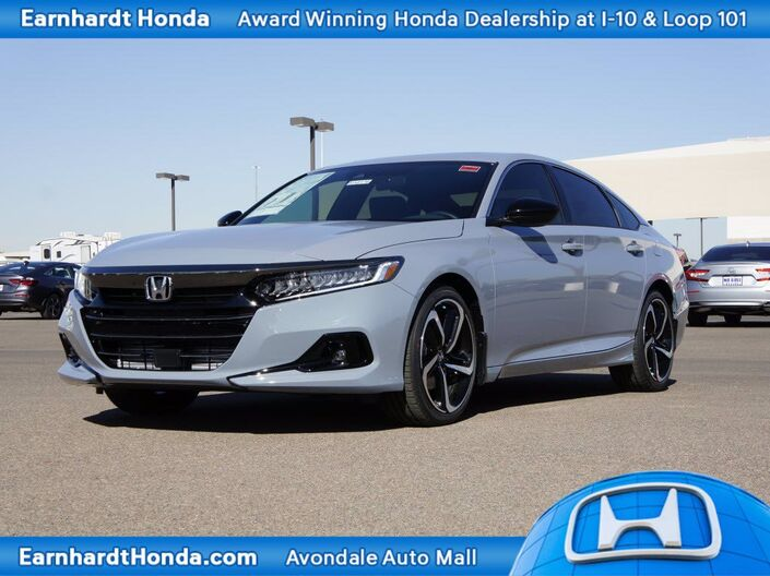 2021 Honda Accord Sedan Sport 2.0T Auto Avondale AZ