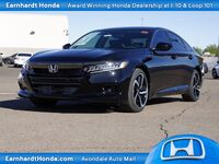 Honda Accord Sedan Sport SE 1.5T CVT 2021