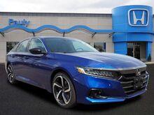 2021_Honda_Accord Sedan_Sport SE_ Libertyville IL