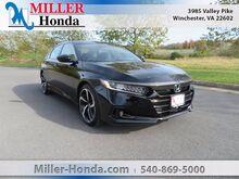 2021_Honda_Accord Sedan_Sport_ Winchester VA