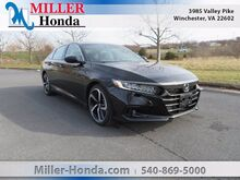 2021_Honda_Accord Sedan_Sport_ Winchester VA