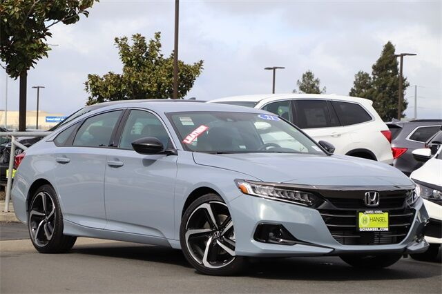 2021 Honda Accord Sport Santa Rosa CA
