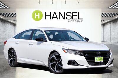 2021_Honda_Accord_Sport_ Santa Rosa CA