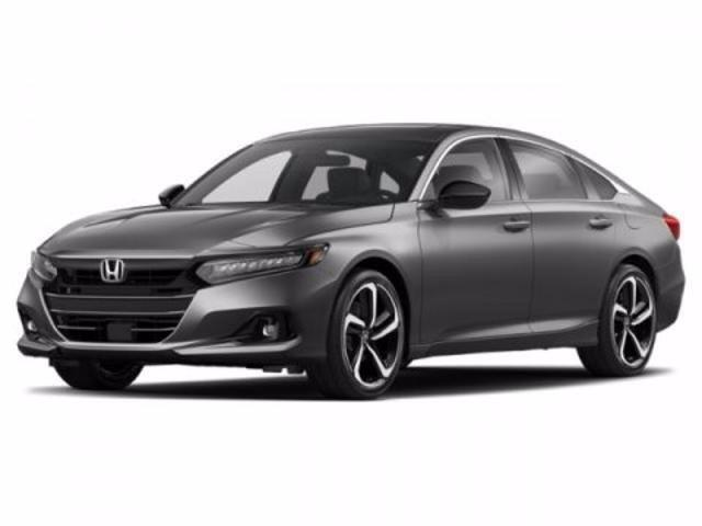 2021 Honda Accord Sport 2.0T Auto Dartmouth MA