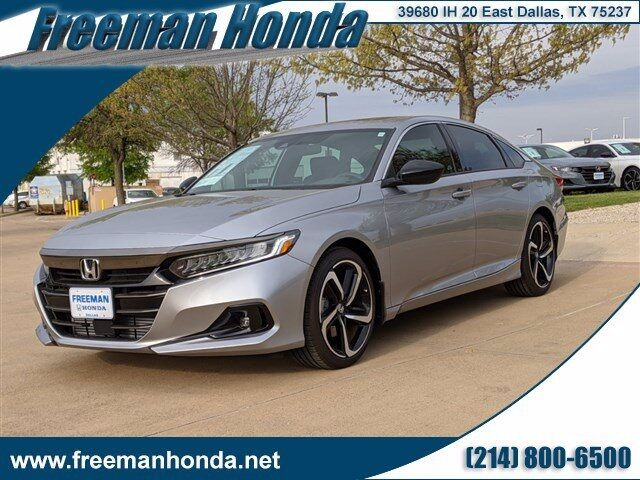 2021 Honda Accord Sport 2.0T Dallas TX