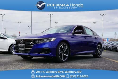 2021_Honda_Accord_Sport 2.0T_ Salisbury MD