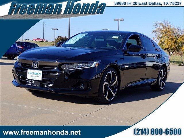 2021 Honda Accord Sport Dallas TX