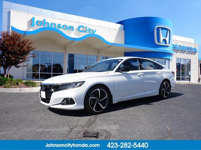 2021 Honda Accord Sport Johnson City TN