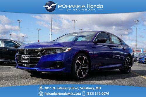 2021_Honda_Accord_Sport_ Salisbury MD