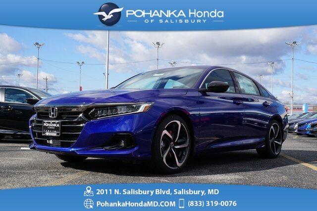 2021 Honda Accord Sport Salisbury MD