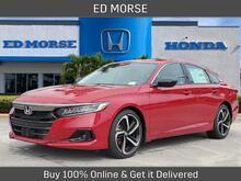 2021_Honda_Accord_Sport Special Edition_ Delray Beach FL