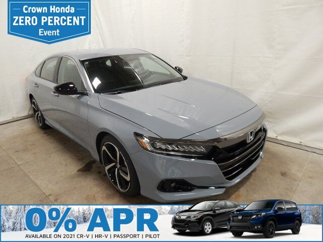 2021 Honda Accord Sport Special Edition Holland MI