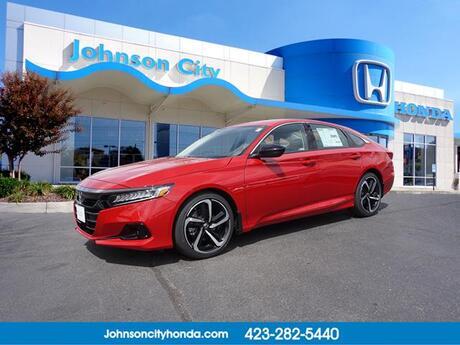 2021 Honda Accord Sport Special Edition Johnson City TN