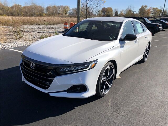 2021 Honda Accord Sport Special Edition Lima OH