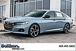 2021 Honda Accord Sport Special Edition Oklahoma City OK