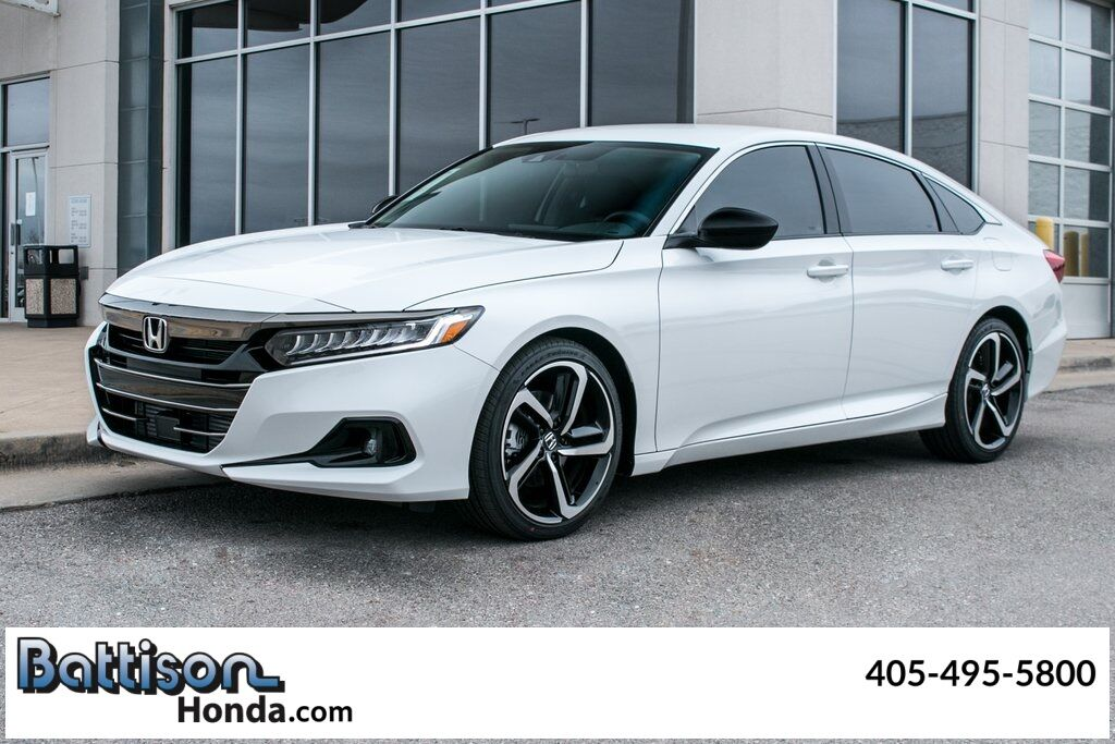 2021_Honda_Accord_Sport Special Edition_ Oklahoma City OK