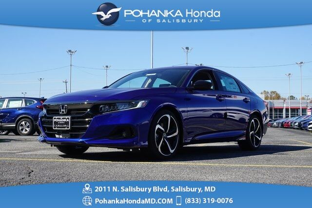 2021 Honda Accord Sport Special Edition Salisbury MD