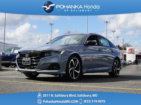 2021_Honda_Accord_Sport Special Edition_ Salisbury MD