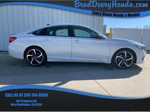 2021_Honda_Accord_Sport Special Edition_ West Burlington IA