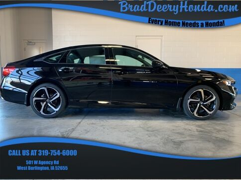 2021_Honda_Accord_Sport_ West Burlington IA