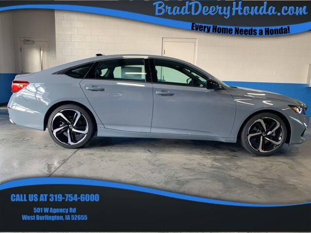 2021 Honda Accord Sport West Burlington IA