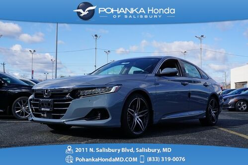 2021_Honda_Accord_Touring 2.0T_ Salisbury MD