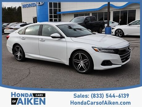 2021 Honda Accord Touring 2.0T Aiken SC