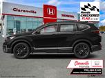 2021 Honda CR-V Black Edition  - Navigation -  Leather Seats - $316 B/W
