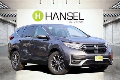 2021_Honda_CR-V_EX_ Santa Rosa CA