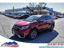 2021_Honda_CR-V_EX 2WD_ El Paso TX