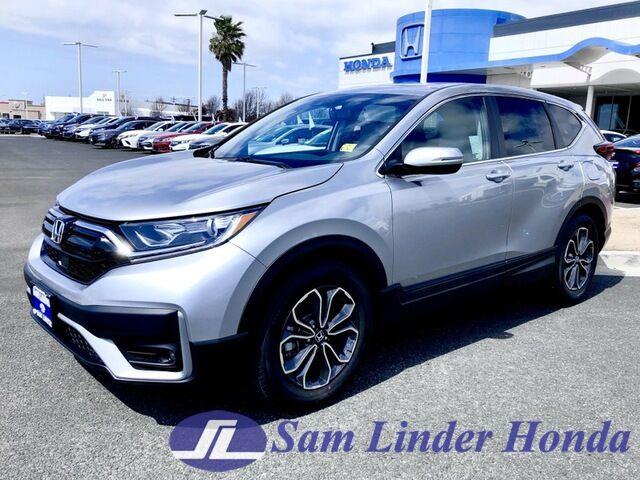 2021 Honda CR-V EX 2WD Salinas CA