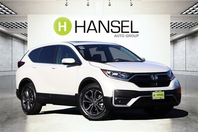 2021_Honda_CR-V_EX-L_ Santa Rosa CA