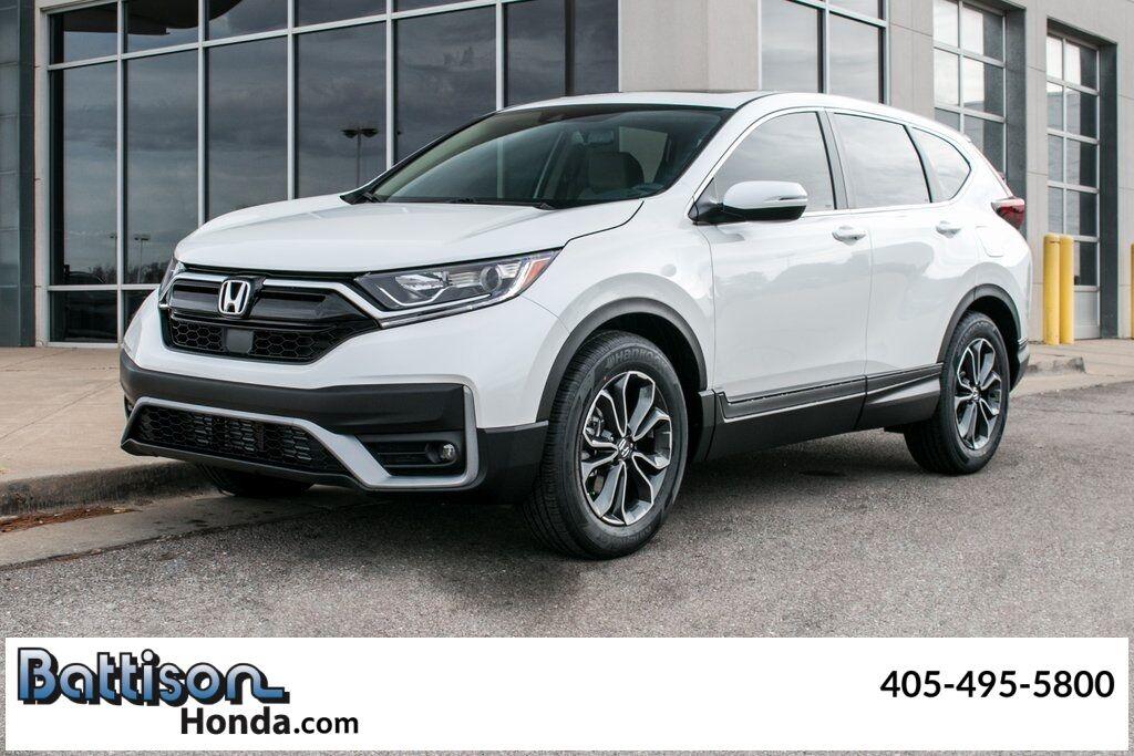 2021_Honda_CR-V_EX-L_ Oklahoma City OK