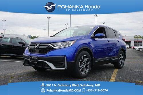 2021_Honda_CR-V_EX-L_ Salisbury MD