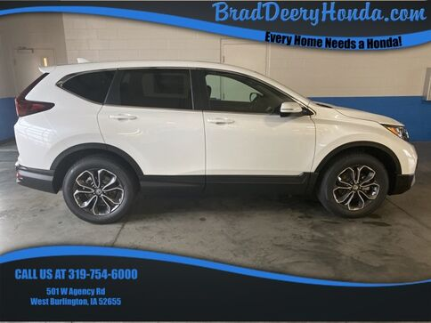 2021_Honda_CR-V_EX-L_ West Burlington IA