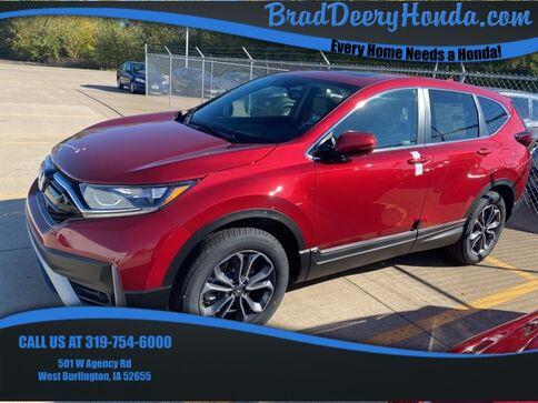 2021_Honda_CR-V_EX-L_ West Burlington IA