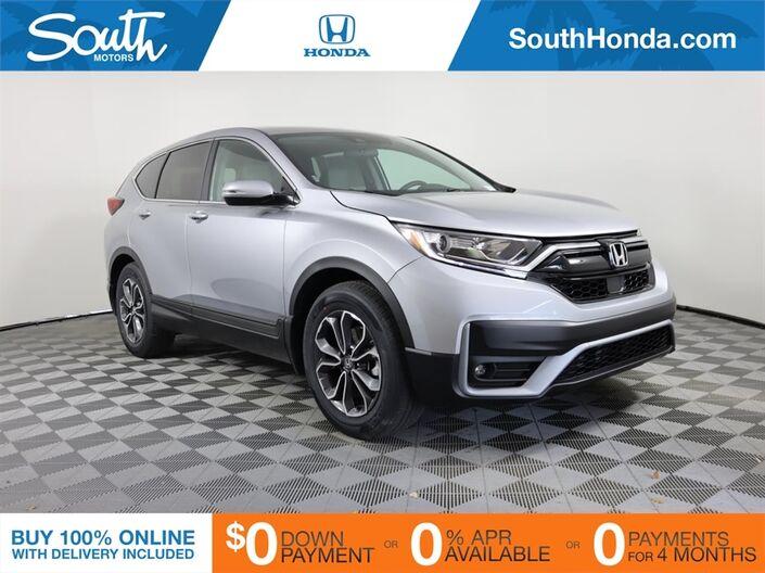 2021 Honda CR-V EX Miami FL