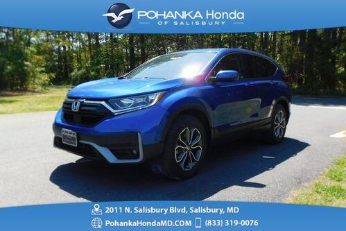 2021_Honda_CR-V_EX_ Salisbury MD